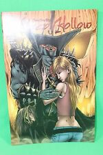 Grimm Fairy Tales GFT Sleepy Hollow #3 Cover A Comic Zenescope VF