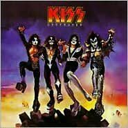 KISS : DESTROYER (CD) Sealed