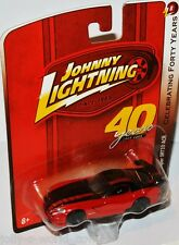 Forty Years R8 - 2008 DODGE VIPER SRT10 ACR - red/black - 1:64 Johnny Lightning