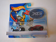 Hot Wheels 1:64 Scale X GAMES XG TWO CAR SET HUMMER