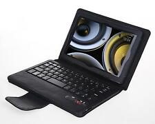 Bluetooth Keyboard Leather Case Cover w/ Stand for Amazon Kindle Fire HD 2014 7""