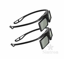 [Sintron] 2X 3D RF Active Glasses for US 2015 Sony 3D TV XBR-85X950B XBR-55X850C