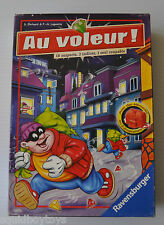AU VOLEUR (Stop Thief) RAVENSBURGER FRENCH Card GAME 2005 Complete