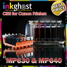 Canon compatible CISS MP630 & MP640 Continuous Ink Supply System CIS CLI-521