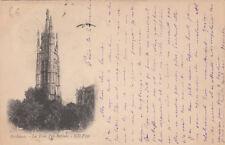 BORDEAUX 29 la tour pey-berlan timbrée 1901