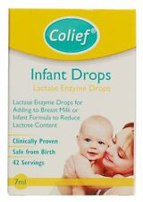 COLIEF INFANT DROPS LACTASE ENZYME DROPS - 7ML