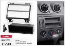 CARAV 11-049 2/1-Din Car KIT MARCO ADAPTADOR DE MONTAJE FORD FIESTA FUSION