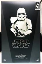 Hot Toys Star Wars Force Awakens First Order Stormtrooper Squad Leader Exclusive