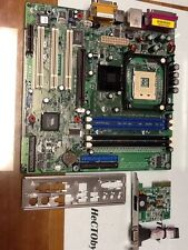 ASRock M266A, Socket 478, Intel Motherboard