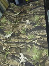 10 mètres de 60 pouces de large lumière forêt camouflage tissu imperméable