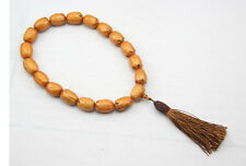 Big Tibetan 18 Barrel Buddhism 5 Eye 6 Power Bodhi Seed Prayer Beads Mala Rosary