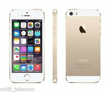 APPLE iPhone 5S - 64GB - GOLD - Smartphone - IOS 10.2 - IMPORTED