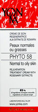 Yonka Phyto 58 PG PNG Cream Normal Oily Skin 1.4oz