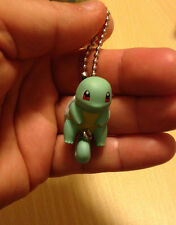 Squirtle xy Pikachu  Pokemon Go Gashapon  Rare Japan keychain strap toy center