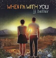 When I'm With You - Jj Heller New & Sealed Compact Disc Free Shipping