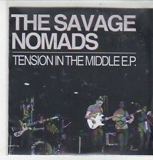 (CZ431) The Savage Nomads, Tension in the Middle EP - 2012 DJ CD