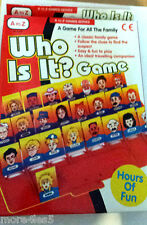 "A to Z ""Who is it ?"" 2 Player AKA Guess Who Classic Game 24cm x 18cm *NEW*"