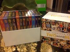 Two And A Half Men - The Complete Series (DVD, 2015) SEASONS 1-12
