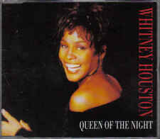Whitney Houston-Queen Of The Night Promo cd single