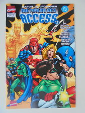 Marvel DC Crossover Nr. 9 - Access Z. 2
