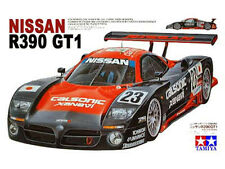 Tamiya 1/24 Nissan R390 GT1 Plastic Model Kit #24192 24192