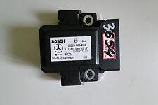 Mercedes W210 E200 CDI Airbag Querbeschleunigungssensor Drehratensensor 02650052