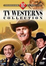 NEW TV Westerns 57 Episodes Collection (DVD)