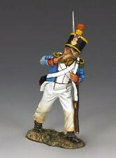 KING AND COUNTRY  NAPOLEONIC FRENCH VOLTIGEUR TRUMPETER   NA276