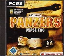 Codename: PANZERS - Phase Two - PC DVD-ROM ** NEU & OVP