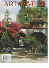 ART OF THE WEST,  JANUARY / FEBRUARY, 2015  (  FOR ALL FINE ART COLLECTORS )