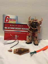 G GUNDAM   MS-07 GOUF  Desert Version   Bandi  Loose Figure