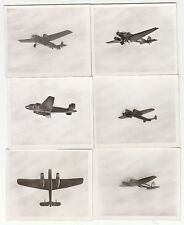 11 x original achat photos 2. wk Avion de guerre, Bombardier