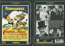 DVD - UN CHAPEAU DE PAILLE D' ITALIE avec FERNANDEL ( 1944 ) / NEUF EMBALLE