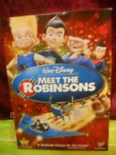Walt Disney Meet The Robinsons (DVD, 2007) - NEW and Sealed w/ Sleeve!