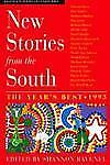 G, New Stories from the South 1993: The Year's Best, , 1565120531, Book