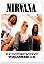 Nirvana 5 CD Set Outcesticide 1-5 like With the Lights Out Boxset