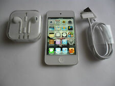 Apple Ipod Touch 4ª Gen De Blanco (16gb) Nuevo, Sin Usar Con Accesorios Regalo Idea