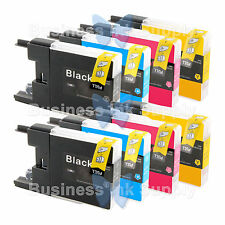 8 PACK LC71 LC75 NON-OEM Ink for BROTHER MFC-J430W LC-71 LC-75 LC71 LC75 LC79