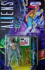 Kenner Aliens Apone con Granada disparo de acción y Comic 65780 serie 1 1992 MOC
