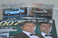 MASERATI/R R SILVER SHADOW- 'LICENCE TO KILL'  - JAMES BOND CAR COLLECTION 1:43