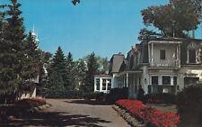 Maison du Premier Ministre Paul Sauve SAINT-EUSTACHE Quebec Canada Postcard