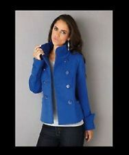 Double Breasted Fashion Jacket Cobalt Size 24 (01627767 24)