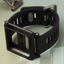 F8 Wide Sport Strap Watch Band for Ipod Nano 6th Generation,Aluminum Case