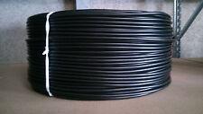ISOLIERSCHLAUCH AUS WEICH-PVC 85°C - Bougierrohr - 6,0 x 0,6 mm 500 Meter