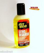 WELDTITE DIRT WASH CITRUS DEGREASER CLEANER 75ML CHAIN BIKE CYCLE BICYCLE