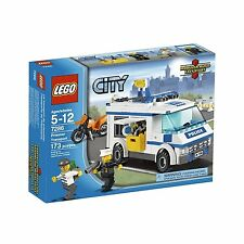 7286 PRISONER TRANSPORT lego city town SEALED police NEW