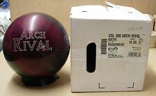 NIB NOS Bowling Ball Undrilled 2008 Columbia Kentucky ARCH RIVAL 15# Made in USA