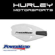 POWERMADD Snowmobile/ATV/MX Power X Handguards Only - WHITE - PM14284 34284