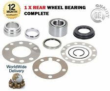 FOR TOYOTA  COLORADO 3.0DT D4D 1996   2003 NEW REAR WHEEL BEARING KIT COMPLETE