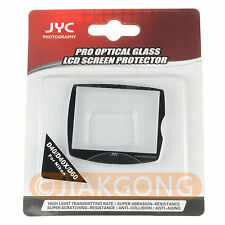 JYC Pro Optical Glass LCD Screen Protector Cover for NIKON D40 D40X D60